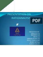 Ratios Finiancial Management
