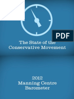 2012 State of the Movement - Manning Conference