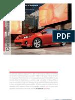 2012 Toyota Corolla For Sale MI | Toyota Dealer Near Green Bay