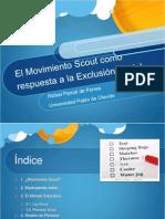 El Movimiento Scout como Respuesta a la Exclusión Social