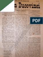Gazeta Bucovinei # 81, Joi 12 (24) Octombrie 1895