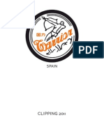 Clipping Warrior Spain 2011