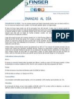 Finanzas al Día 12.03.12