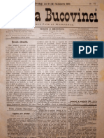 Gazeta Bucovinei # 83, Joi 19 (31) Octombrie 1895