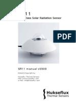 SR11 Manual v0909