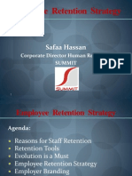 HR Seminar- Retention Strategy