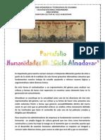 presentacion portafolio