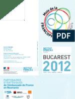 Brochure Institut Francais