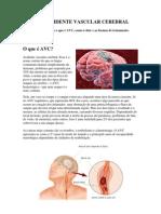 Avc - Acidente Vascular Celebral