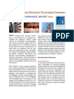Pldt Cg Report 2010