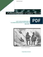 Daniel Palma Alvarado LOS CANGALLEROS DE CHAÑARCILLO.   EL ROBO DURANTE EL CICLO DE LA PLATA EN ATACAMA,   1830-1870