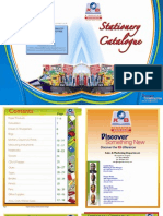 Stationery Catalogue 2011 - FINAL