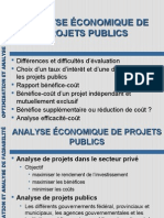 Analyse que Des Projets