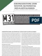 M31 Zeitung Frankfurt