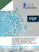 CIT Annual Report 2011 Financials