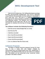 ATMEL 8051 Micro Editor