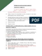 Banco de Preguntas de Salud Del Geronto