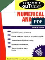 Schaum Numerical Analysis