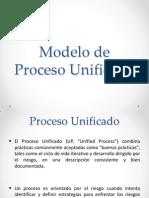 Modelo de Proceso Unificado