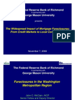 ForeclosuresintheWashingtonRegionGMUFederalReserve-Nov7