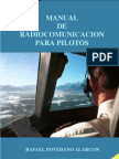 Manual de Radiocuminicación para pilotos