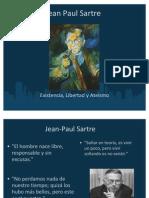 Sartre filosofia