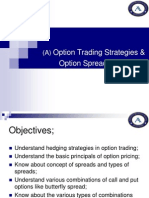 (a) Option Trading a