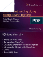 Share Point & Business Values