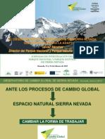 El Observatorio de Cambio Global de Sierra Nevada