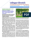 Rohingya Chronicle Vol.4 No.2