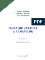 Limba shi cultura a Armânjlor_Ti clasa III (Jazik_i_kultura_na_Vlasite_3)
