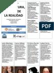 Tertulias Literarias - Programa