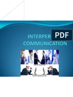 Interpesonal Communication Ppt