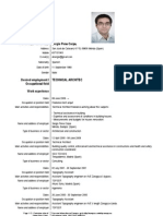 Europass CV PenaCorpa GB