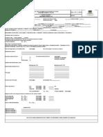 HSP-FO-380A-003 Ficha Unica de Remision de Pacientes Usuario Programa Especial VIH-SIDA