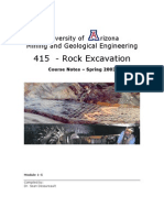 Blasting explosives pdf and rock engineering