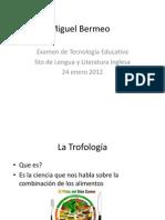 trofologia