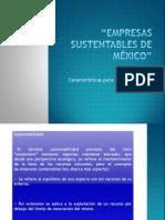 Empresas sustentables de México EXPO