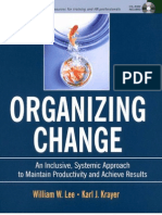Pfeiffer - Organizing Change