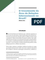 O crescimento da área das RI no Brasil - Monica Hertz
