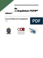 """PUC RIO - Apostila de """"Internet e Arquitetura TCP IP"""" v1"""