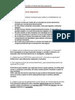 Preguntas de la Evaluación diagnóstica2