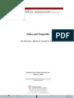 Ethics in Social Innovation