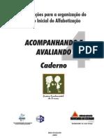 CADERNO DE ALFABETIZAÇÃO