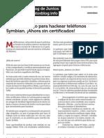 Www.juntosblog.info Nuevo Metodo Para Hackear Telefonos Symbian Ahora Sin Certificados
