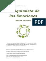 El Alquimista de Las Emociones Edicion Reducida1