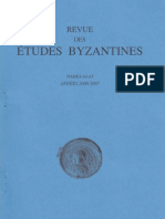 Raev Etudes Byzantines 2007