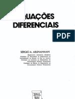 Livro de Equações diferenciais (Sergio A. Abunahman)