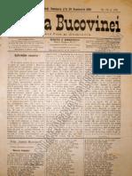 Gazeta Bucovinei # 100, Joi 17 (29) Decembrie 1895
