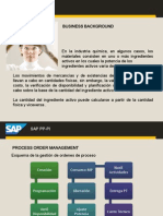 Overview Pharma SAP